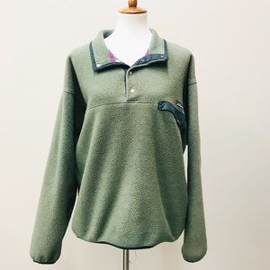 Patagonia T Snap 90s Vintage Synchilla Fleece L